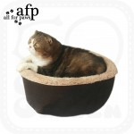 AFP Lamb Curl&Cuddle Bed