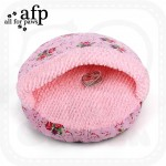 AFP Shabby Chic Cat Hideaway Bed