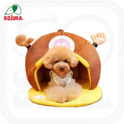 KOJIMA Chopper Hat Pet Bed