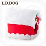 L.D.Dog Pet House for Christmas!
