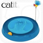 Catit Circuit Ball Toy with Catnip Massager 3 -in- 1