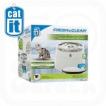 Catit Design Fresh & Clear Stainless Steel Top Drinking Fountain - 2L